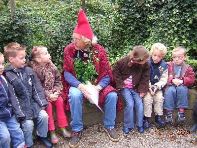 Wonderbaar Vrienden van het Staelduinse Bos -- Bezoekerscentrum d'Oude Koestal YO-52